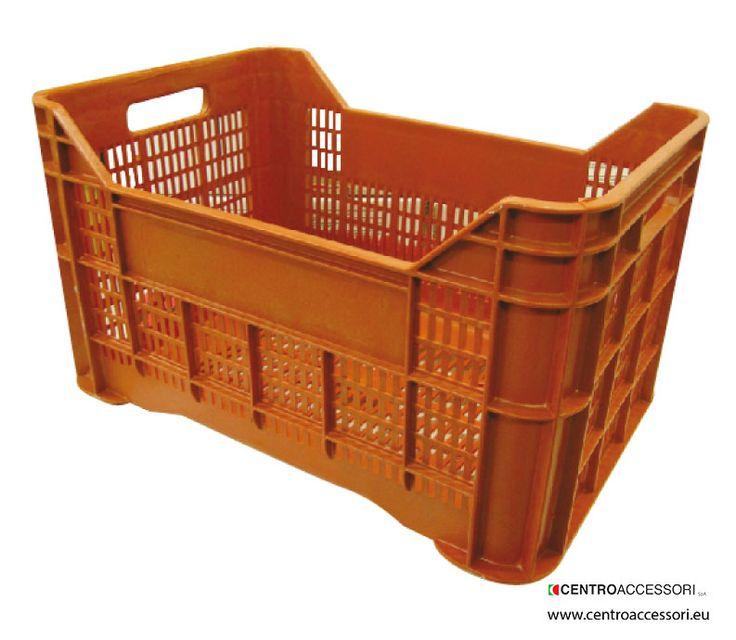 Cesta agricola. Agricultural plastic container #CentroAccessori