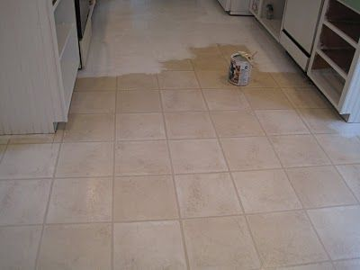 1000 images about my someday floors on pinterest for Painting vinyl floor tile