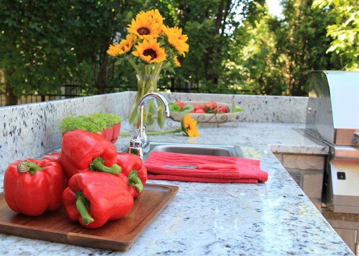 12 best Cuisine extérieure images on Pinterest Kitchens, Landscape