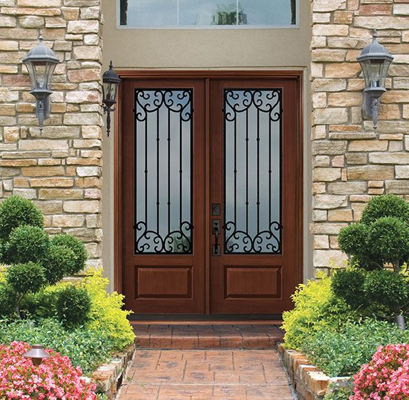 8 best Premium Fiberglass entry doors images on Pinterest ...