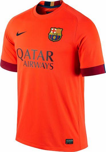 FC BARCELONA 14-15 AWAY KIT