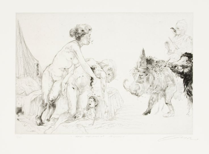 The Death of Adonis by Diane Victor | DAVID KRUT PROJECTS