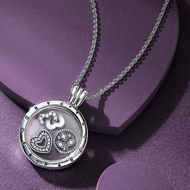 Pandora Charm Necklaces