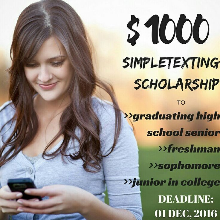 scholarships for high school freshman Scholarships for all whether you're a college freshman or returning adult topics that matter timely information on students, scholarships, and schools.