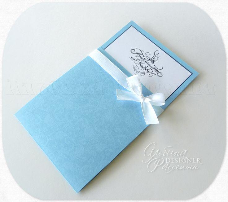 """♥ Приглашения на свадьбу. Стильная свадьба. Сайт дизайнера.: Wedding invitations """"American classic style""""."""
