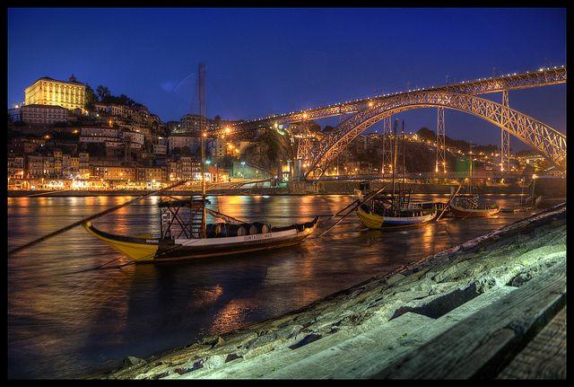 Porto at night #21MarketingElements