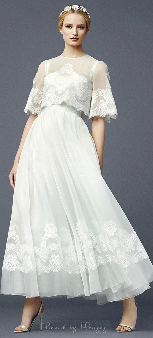 43 best dolce gabbana images on pinterest dolce for Dolce and gabbana wedding dresses