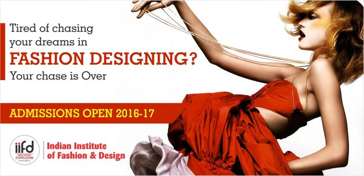 Tired of chasing your Dreams in Fashion Designing? Your chase is Over. Admission Open in IIFD !!! Fill online Admission form @ http://iifd.in  For more assistance contact @ 9041766699  #iifd #best #fashion #designing #institute #chandigarh #mohali #punjab #design #admission #india #fashioncourse #himachal #InteriorDesigning #msc #creative #haryana #textiledesigning #generalknowledge