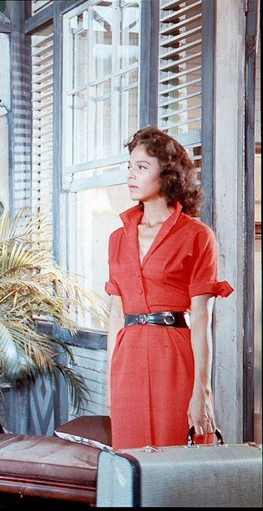 (Island in the Sun) Dorothy Dandridge                                                                                                                                                                                 More