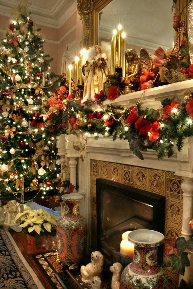 512 best Christmas Decor images on Pinterest | Christmas ...