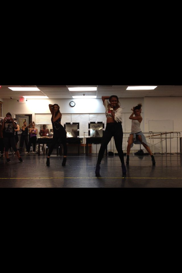 Always learning and challenging myself. Dance classes are a must!