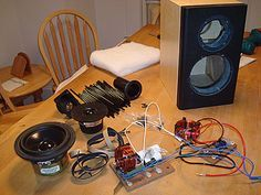 How to Build Your Own Speakers... Step-by-Step DIY Tech)
