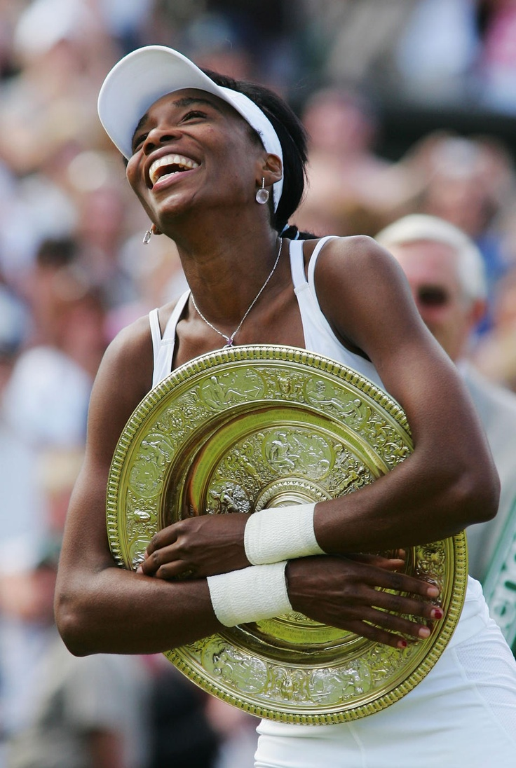 Venus Williams 2007 Wimbledon.