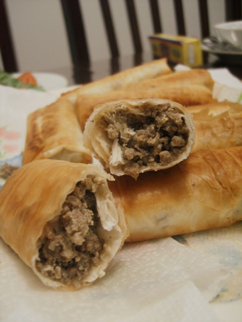 Ramadan Mubarak: An Algerian Iftar (Recipes for bourek, Algerian soup, bread)