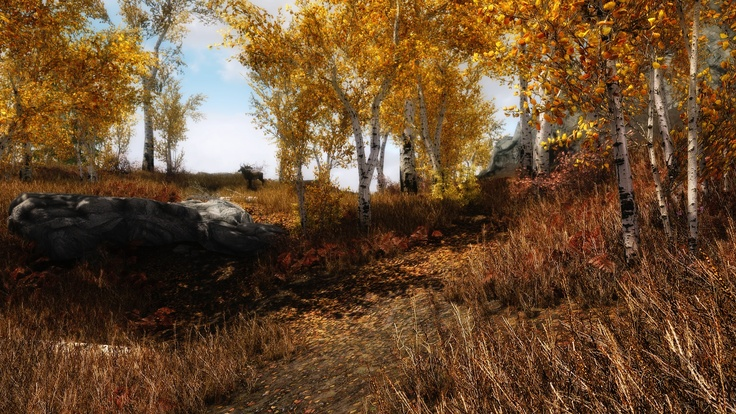 Seasons of Skyrim ENB True HDR at Skyrim Nexus - Skyrim mods and community