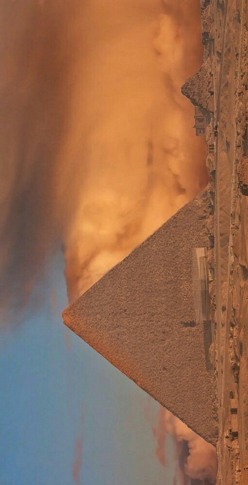 SANDSTORM THE GREAT PYRAMIDS OF GIZA - Egypt