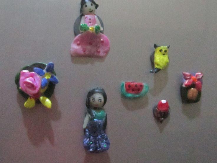 fridge magnets handmade