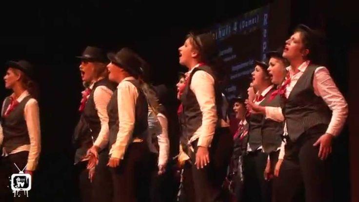 NWU-Pukke sêr highlights 2011 - Bellatrix