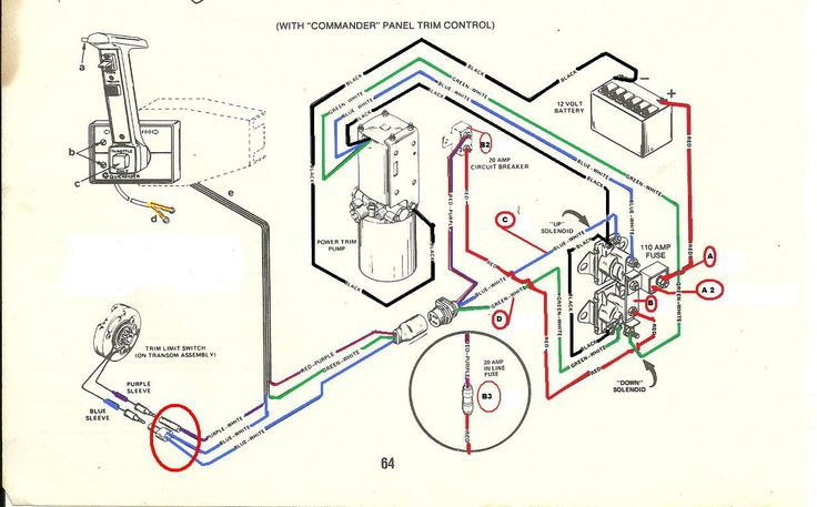 johnson trim gauge wiring diagram johnson image mercruiser trim wiring mercruiser auto wiring diagram schematic on johnson trim gauge wiring diagram