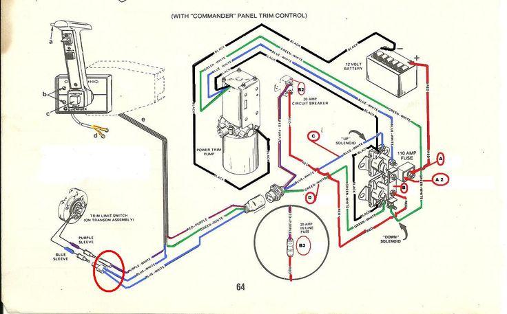 Mercruiser Trim Solenoid Wiring Diagram - Yahoo Image Search ...