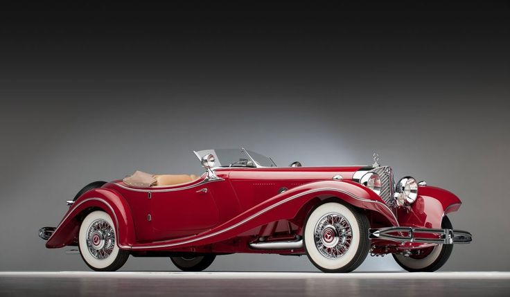 1935 Mercedes-Benz 500K Spezial Roadster