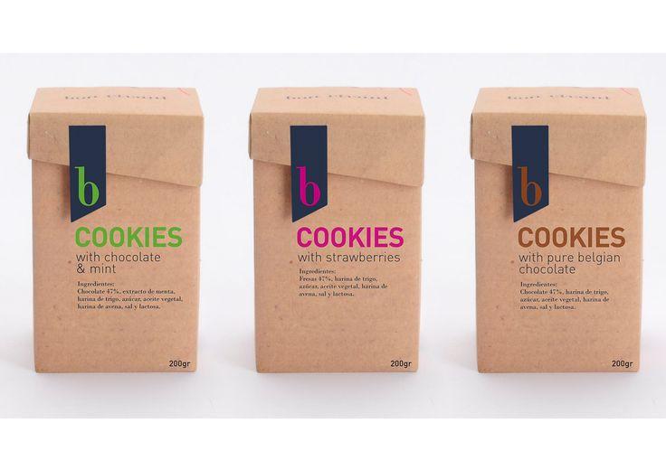 Proyecto bonvivant. #cookies #box