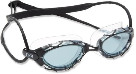 TYR Nest Pro Swim Goggles Smoke