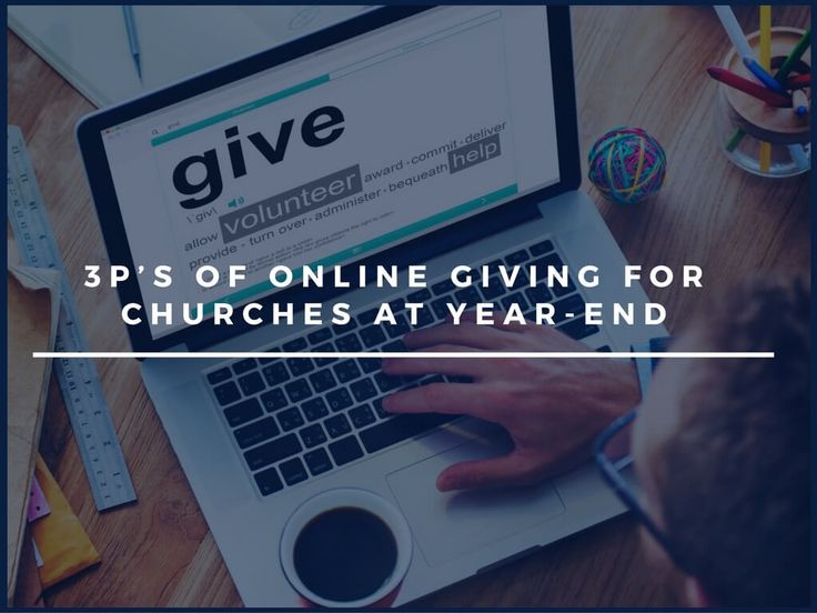 Digital giving continues to rise among all nonprofits--including churches. The Digital Giving Index, produced by Network for Good, analyzes giving trends each year. In the most recent 2015 report, they noted the following interesting statistics:  Overall giving rose 3% from last year 31% of annual giving occurred in the month of December 12% of annual giving occurs on the last three days of the year With that said, churches are heading into the most critical time of year to focus on giving…