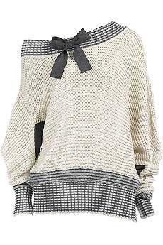 Anglomania Loose knit sweater - NET-A-PORTER.COM