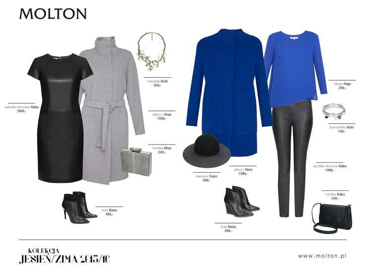 #molton #moltonstyl #new #collection #jesien #zima #fashion #autumn #winter #aw1516 #dress #bag #woman #classic #fashion #jacket #blouse