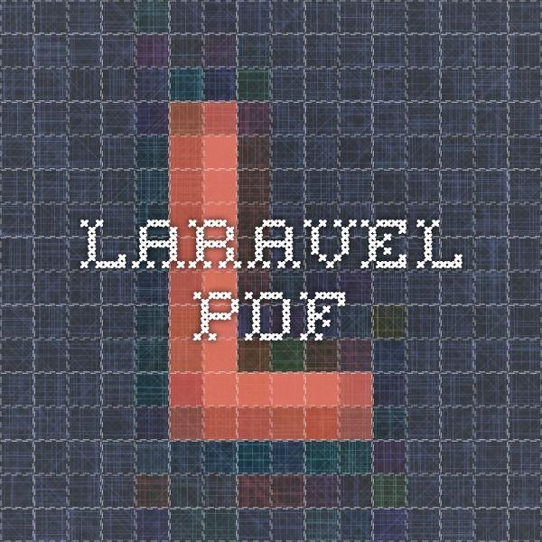 Laravel PDF