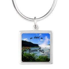 """We Eloped in Niagara Falls"" jewelery http://niagaraweddingchapel.com"