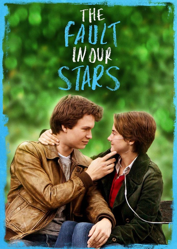 168 best images about fault in our stars on Pinterest ...
