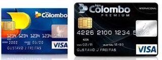 Cartão Lojas Colombo - Fazer 2 Via