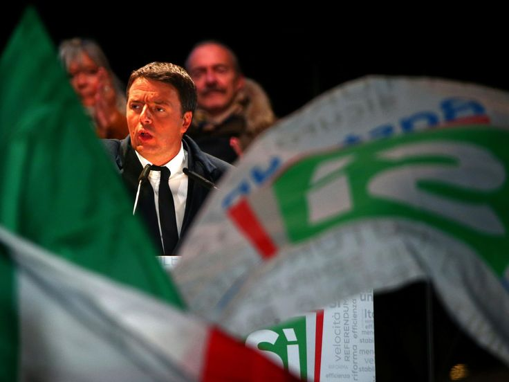 Italy is holding a vote that may destroy the euro today