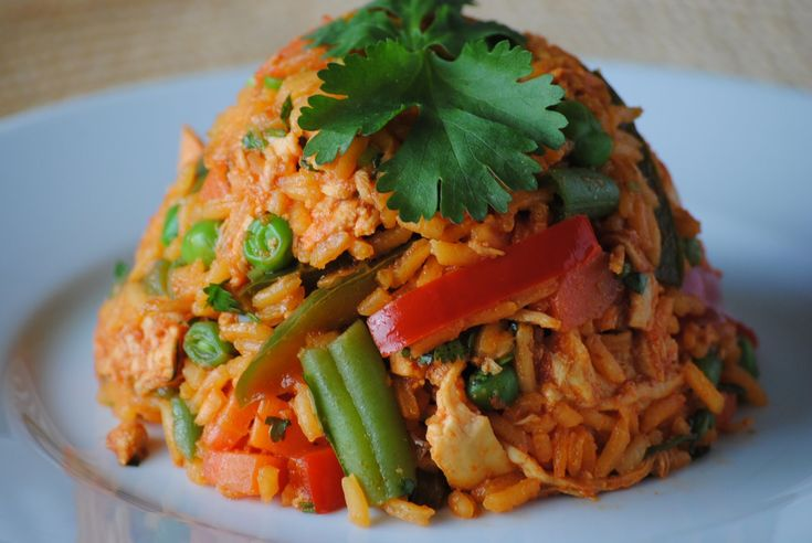Colombian Arroz Con Pollo Recipe - How To Make Arroz Con Pollo (Chicken ...