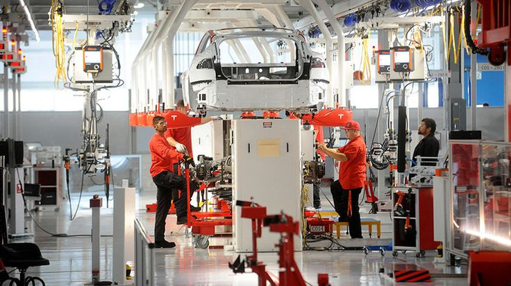 Tesla workers straining under long hours, low pay and injuries  https://www.rt.com/usa/388869-tesla-workers-straining-under-long/