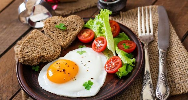 Diyet Kahvaltı Tabağı - Kolay Yemek Tarifleri