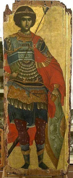 St Georgios, Vatopedi, Athos