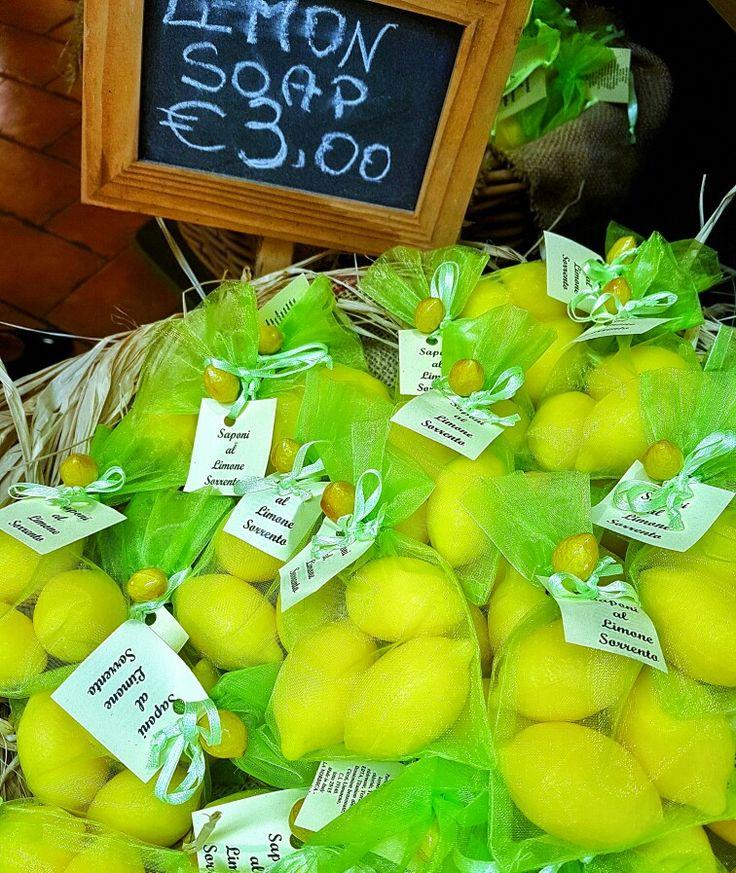 Сорренто, лимоны. Гид в Сорренто