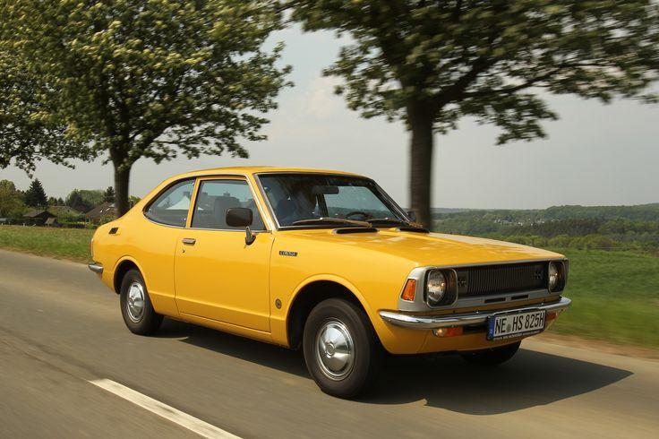 Toyota Corolla 1971 Oldcar Classic Toyota Corolla