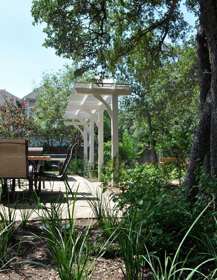 Good Articulated Design   Modern Landscape Austin, TX