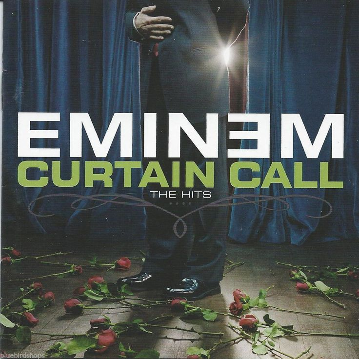 Curtain Call: The Hits [Clean] [Edited] by Eminem (CD) #Rap
