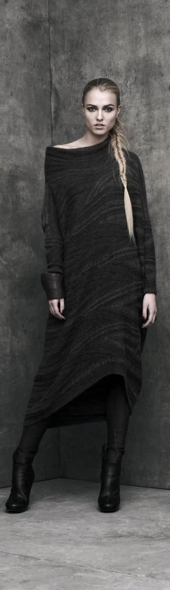 What have you got on? Sweater Dress