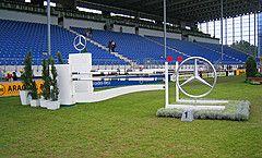 Mercedes - WEG Aachen 2006