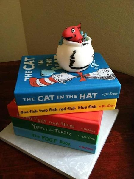 Fantastic book cakes!  Cake Wrecks - Home - Sunday Sweets for BookLovers