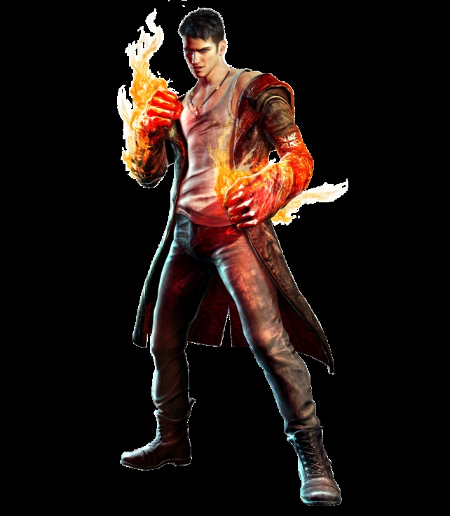 34 Best Images About Devil May Cry