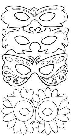 Activities for Preschool Mask