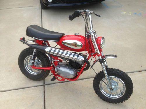 1971 Indian Bobcat Indian Bobcat - 100cc Mini-Bike