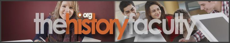 The History Faculty  - University podcast lectures for secondary schools on history topics